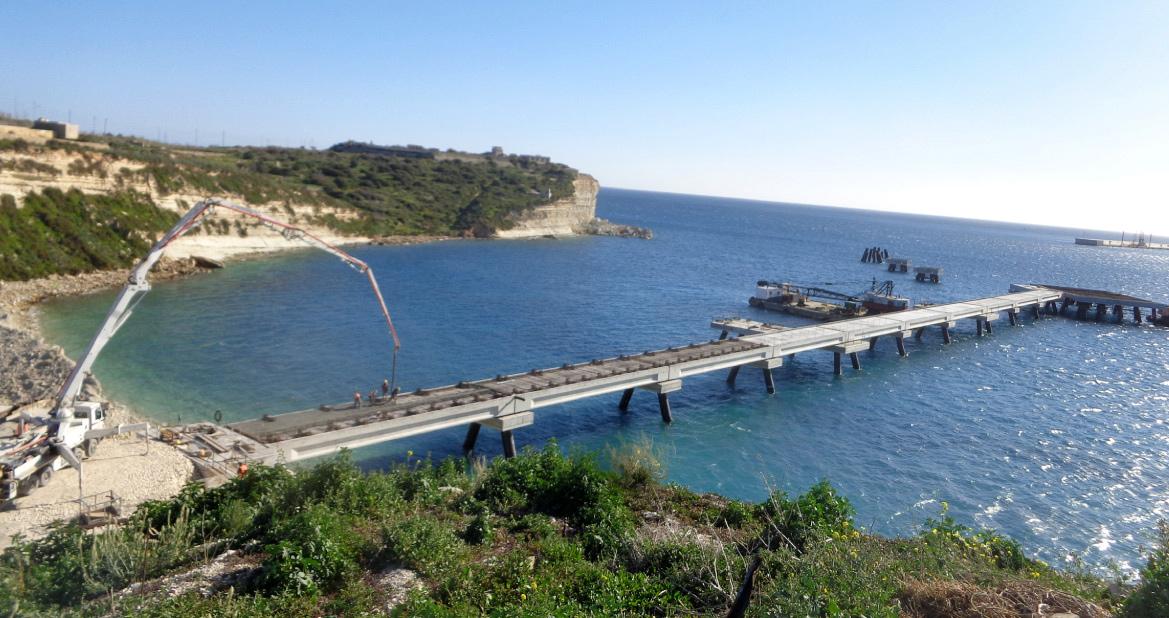Image of Τερματικός Σταθμός ΥΦΑ στη Μάλτα