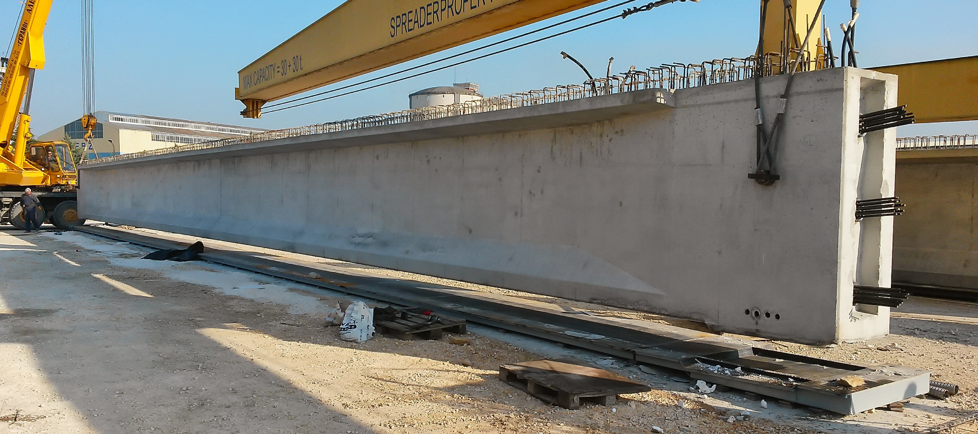 Γέφυρα Β560 – Παντελεήμονας cover image