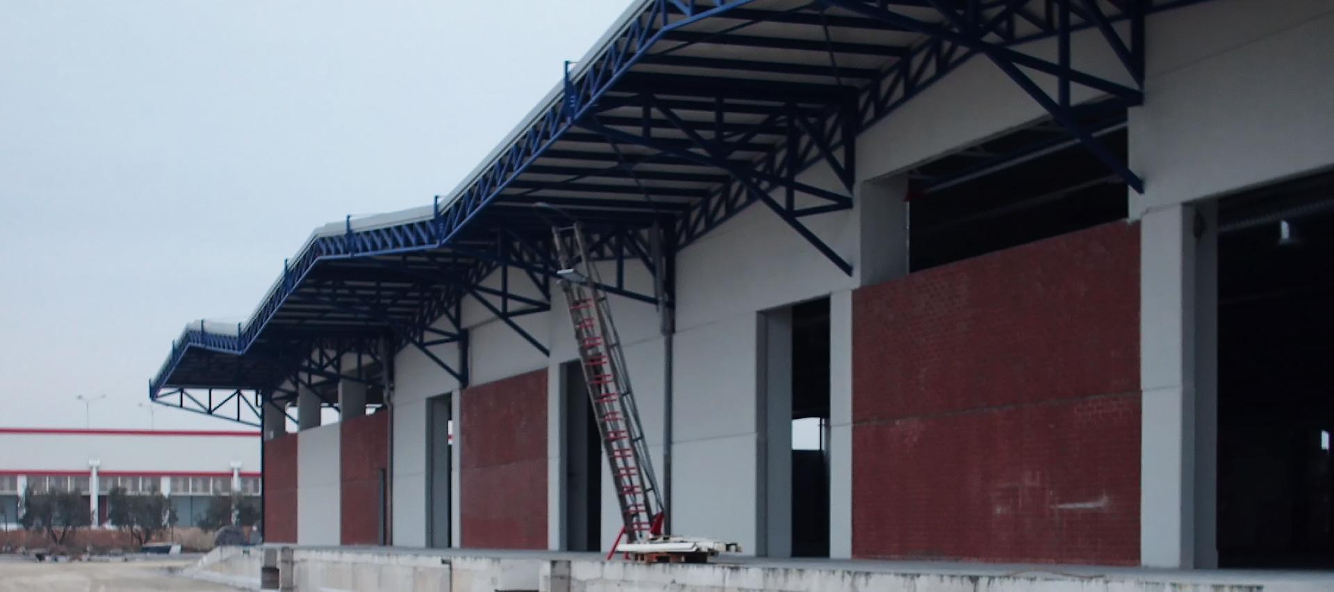 Κατασκευή Εγκαταστάσεων της SIEMENS Τηλεβιομηχανική Α.Ε. cover image